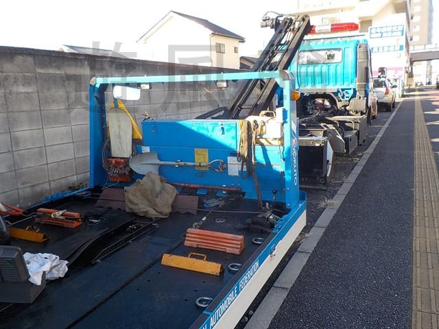 JAFのトラック